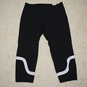 Alfani Black Pants 18W